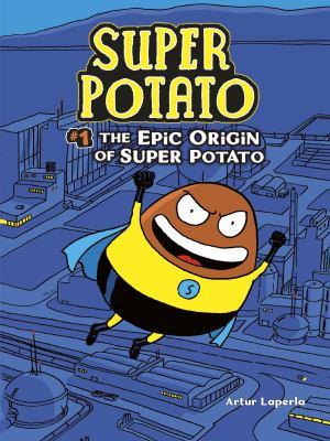 The epic origin of Super Potato :  The Epic Origin of Super Potato
