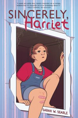 Book cover for Sincerely, Harriet