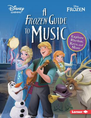 Link to Catalogue record for A Frozen Guide to Music