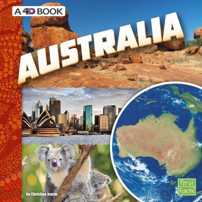 Australia : a 4D book
