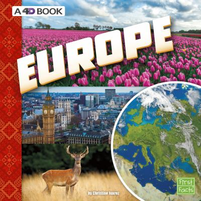 Europe : a 4D book