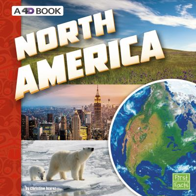 North America : A 4D Book