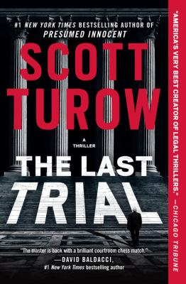 The last trial a thriller