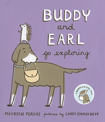 Buddy and Earl go exploring