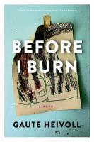 Before I Burn