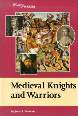 Medieval knights and warriors