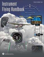 Instrument Flying Handbook, 2007