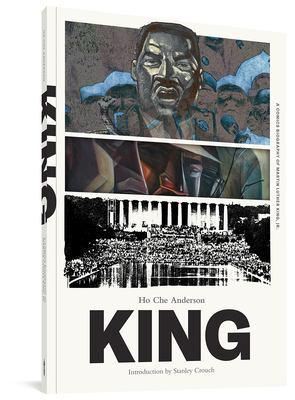 King: a comic book biography