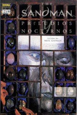 The Sandman. Vol. 1, Preludes & nocturnes