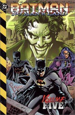 Batman: no man's land. vol. 5
