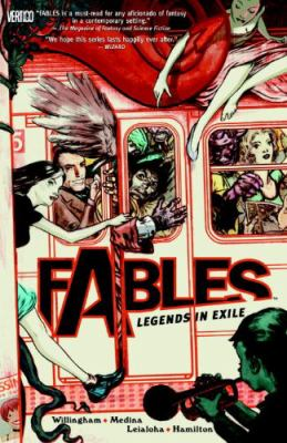 Fables. Book 1, Legends in exile