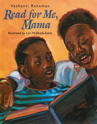 Read for me, mama