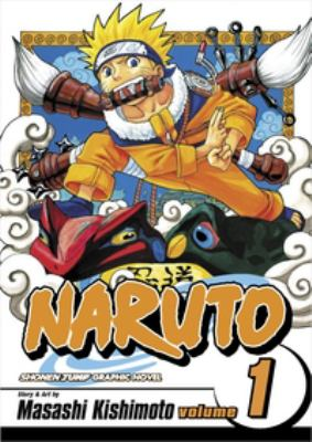 Naruto. Vol. 1, Tests of the Ninja