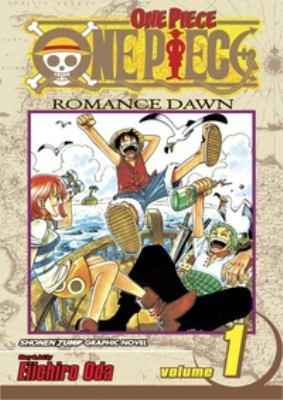 One Piece East Blue. Vol. 01, Romance Dawn