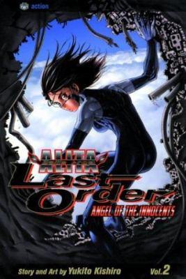 Battle angel Alita: Last order. Vol. 2