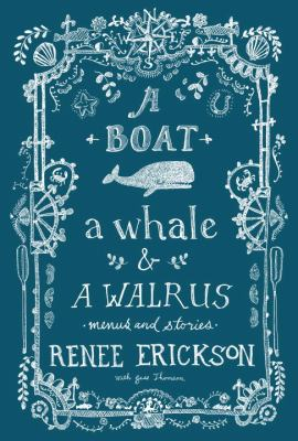A boat, a whale, and a walrus: a year of menus