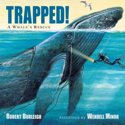 Trapped!: a whale's rescue