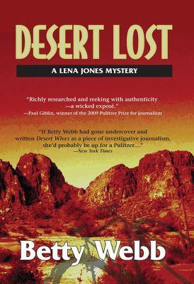 Desert lost : a Lena Jones mystery