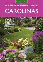 Carolinas Month-by-month Gardening