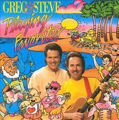 Greg & Steve playing favorites