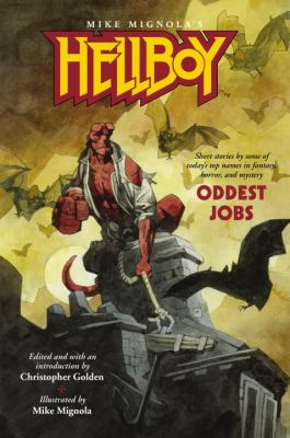 Hellboy :  oddest jobs