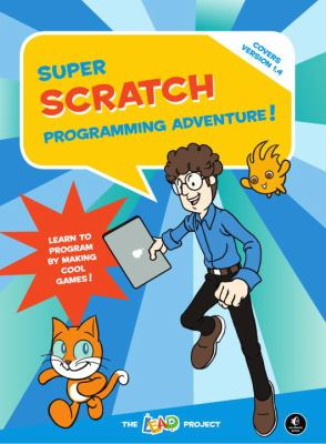 Cover Image for Super Scratch programming adventure!