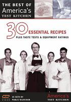 The Best of America's Test Kitchen. Best Baking Recipes