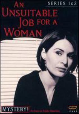 An unsuitable job for a woman. Series 1 & 2