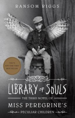 Cover Image for Library of souls