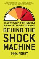 Behind the Shock Machine