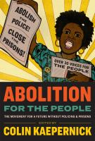 Abolition for the People