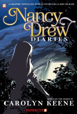 Nancy Drew diaries. #1, 'The demon of River Heights' and 'Writ in stone'