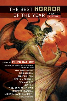 The best horror of the year. Volume eleven