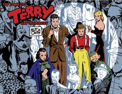 The complete Terry and the Pirates, 1934-1936