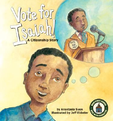 Vote for Isaiah!