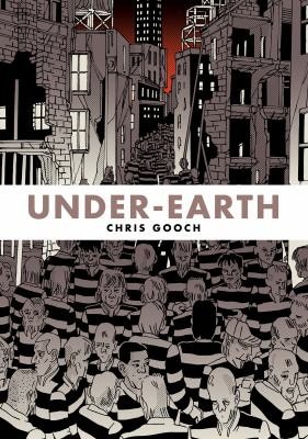 Book cover for Under-Earth