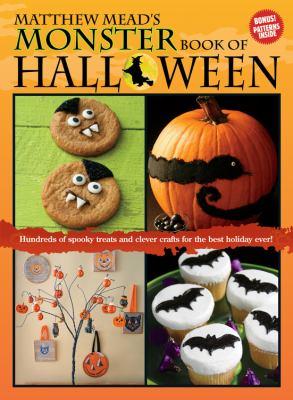 Matthew Mead's monster book of Halloween.