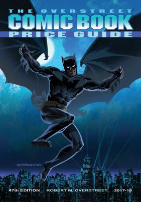 The Overstreet comic book price guide : comics from the 1500s-present included, fully illustrated catalogue & evaluation guide