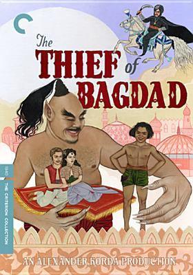 The thief of Bagdad an Arabian fantasy