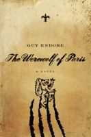 The Werewolf of Paris