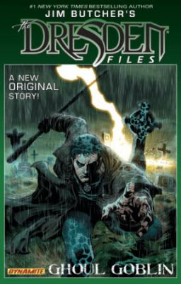 Jim Butcher's the Dresden files. Ghoul goblin