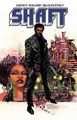 Shaft. Issue 1-6, A Complicated Man.