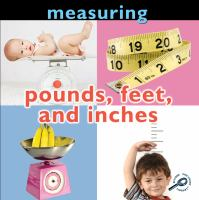 Pounds, Feet, And, Inches
