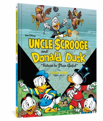 Walt Disney's Uncle Scrooge and Donald Duck. Vol. 02, Return to Plain Awful