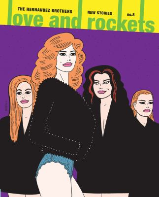 Love and rockets : new stories. Vol. 08