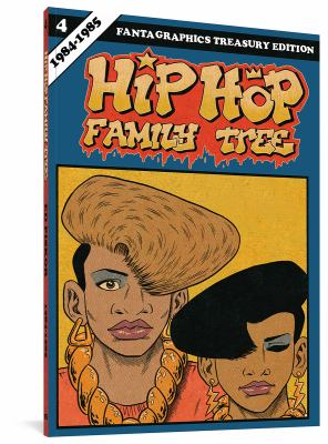 Hip hop family tree. 4, 1984-1985