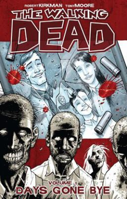 Book cover for  The Walking Dead (2003), Volume 1