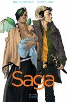 Saga, Volume 1. Issue 1-6