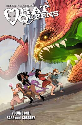 Rat Queens. Volume one, Sass and sorcery