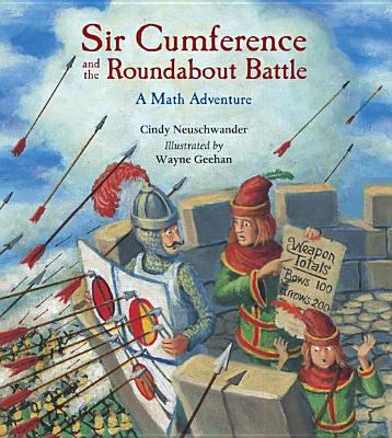 Sir Cumference and the roundabout battle.